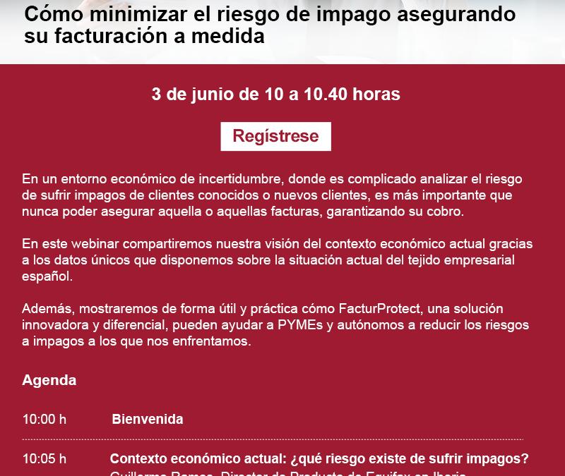 MINIMICE EL RIESGO DE IMPAGO FACTURA A FACTURA