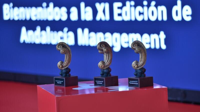 Bodegas Barbadillo, GRUPO MIGASA Y  Kimitec, premiados por Andalucía Managent 2021